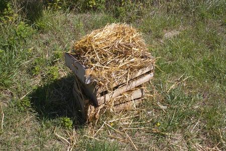 heap: heap of straw