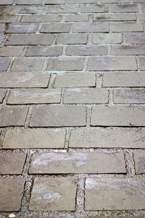 floor covering: Paved street in the Gap