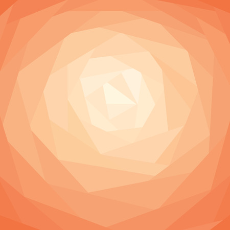 textured backgrounds: background abstract polygon orange color