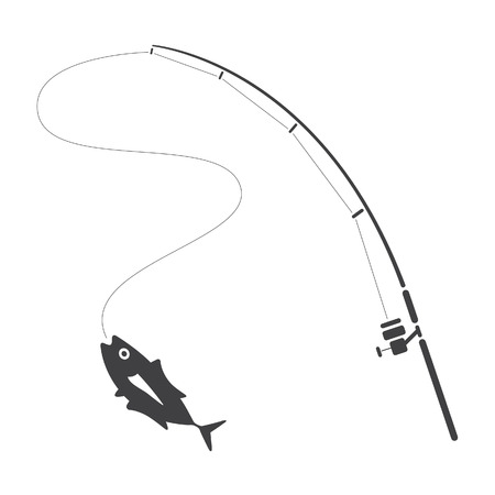 clip art: fishing clip art, vector