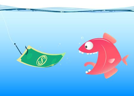 dishonesty: fishing
