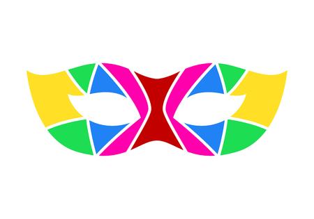 clip art: clip art carnival festival on white background Illustration