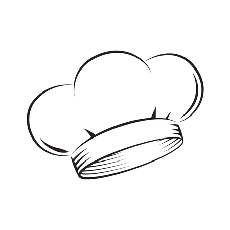 Draw Chef Hat Vector Royalty Free Cliparts Vectors And Stock