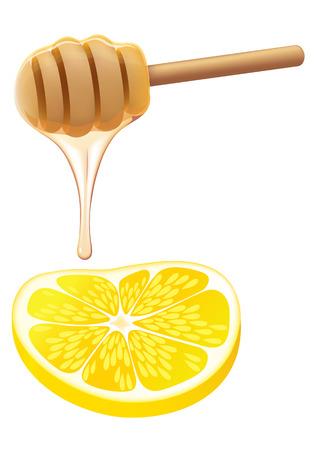 Honey Lemon Ilustração