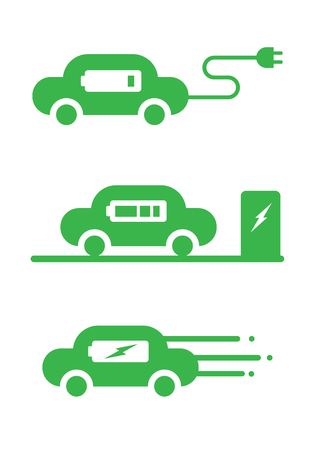 icon EV car