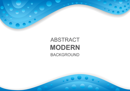 Background modern design