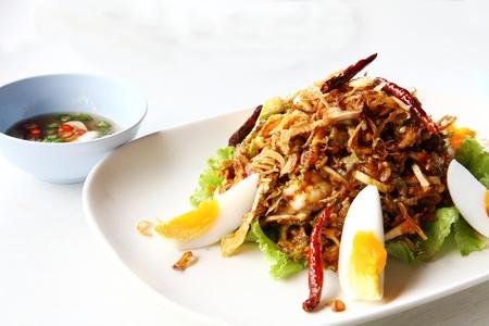 Thai spicy salat