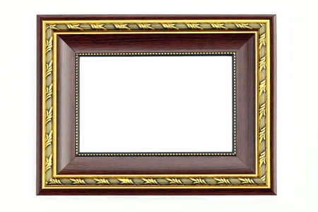 gilt: picture frame