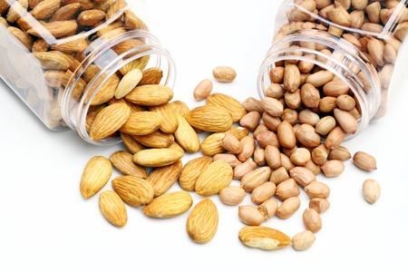 almond and peanut photo