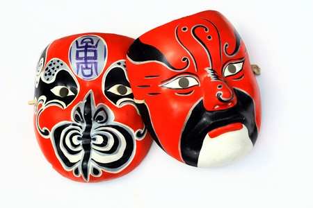 Chinese Mask  photo