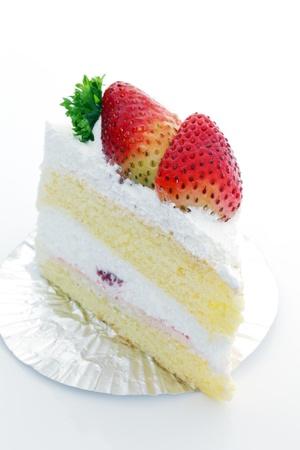 Strawberry cake Stock Photo - 11018510