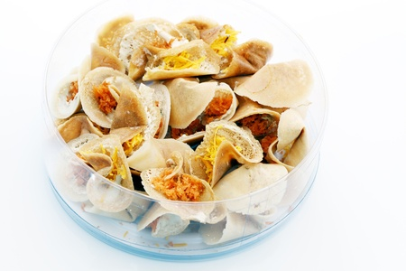 Mini thai Pancake Stock Photo - 11135607