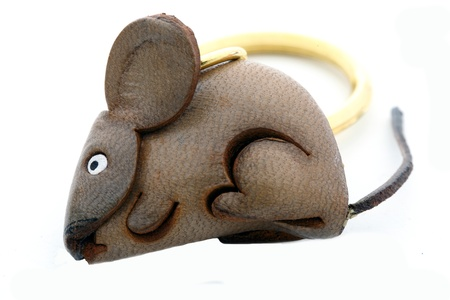 Animal key chain.  photo