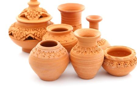 pottery: Thai Earthenware