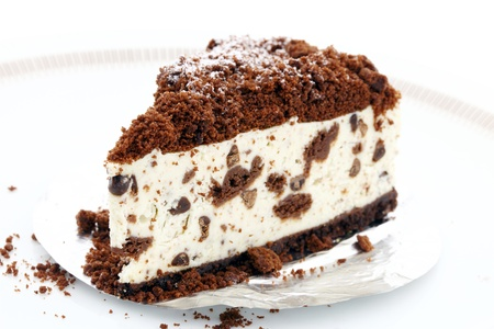 cheese cake: Chocolate Cheesecake