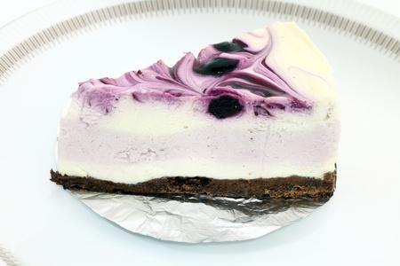 blueberry cheesecake Stock Photo - 12364544