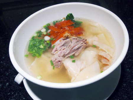Wonton Soup  photo