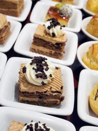 mini cake Stock Photo - 13990858