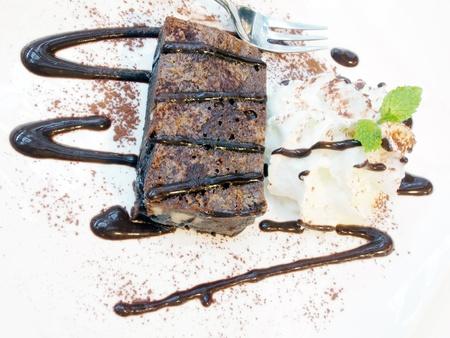 brownie: Duende Foto de archivo