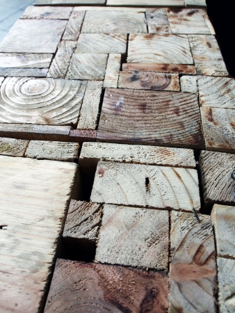 very dirty: old wood