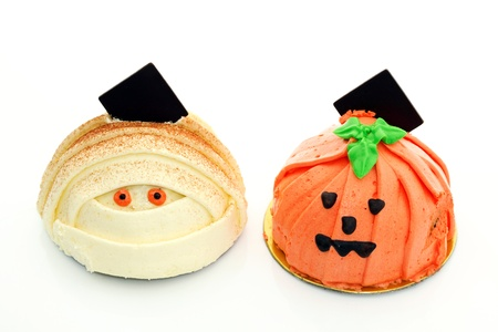 Halloween cake Stock Photo - 15818535