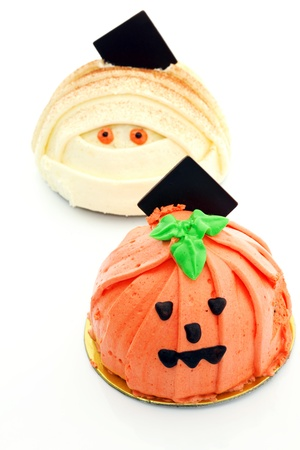 Halloween cake Stock Photo - 15818539