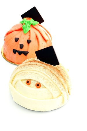 Halloween cake Stock Photo - 15818515