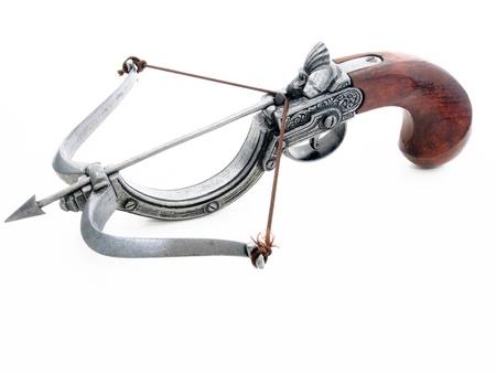 Antique crossbow.