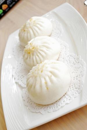 Steamed dumpling Stock Photo - 16990831