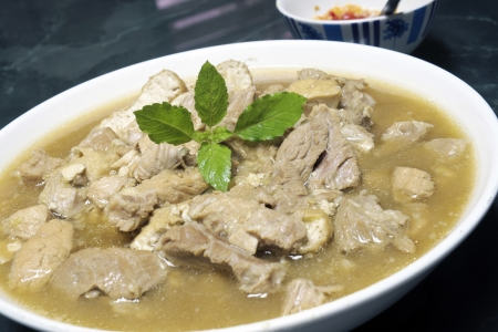 China's pork tofu Stock Photo - 17302930
