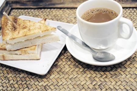 Hot coffee Stock Photo - 18275311