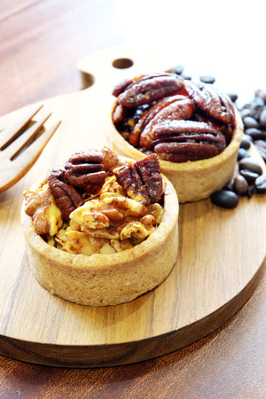 mixed nuts: Tart Mixed Nuts