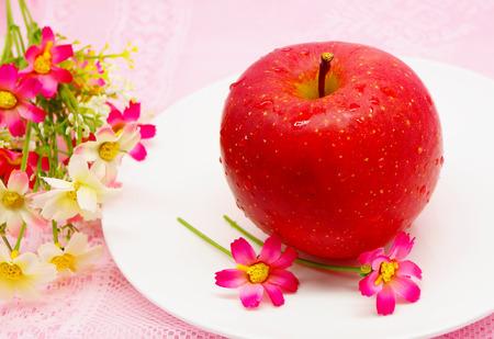 fresh apple photo