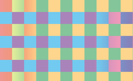 Abstract square Geometrical Multicolored Background photo