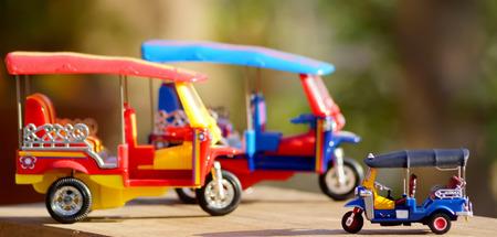 tuktuk: Tuk-Tuk Model toys,Thailand