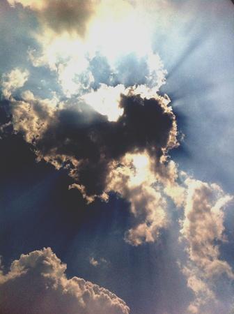 sun sky: Sun sky