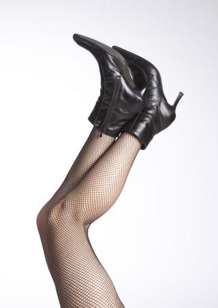 fishnet: fishnet stockings