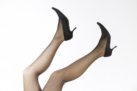 fishnet stockings: fishnet stockings