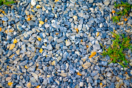 Pebbles on the Pathway