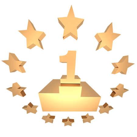 bandwagon: Winners Podium