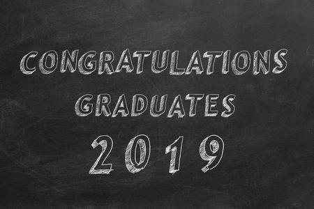 祝贺2019年毕业生
