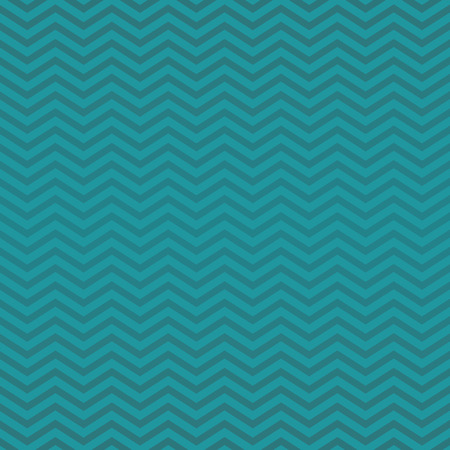 Elegant teal zigzag background pattern seamless