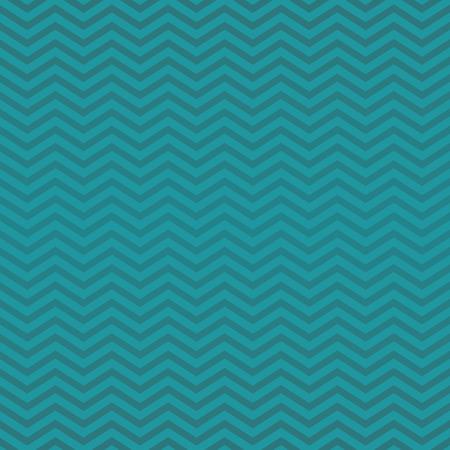 Elegant teal zigzag background pattern seamless
