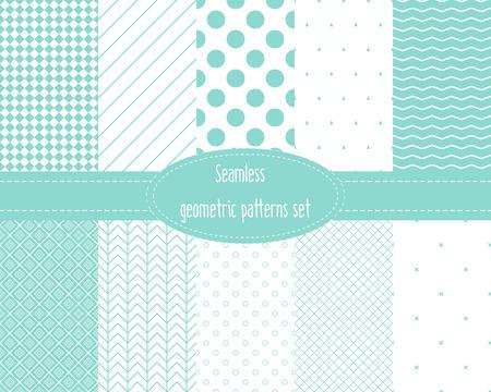 seamless geometric: Set di modelli geometrici senza soluzione di continuit�.
