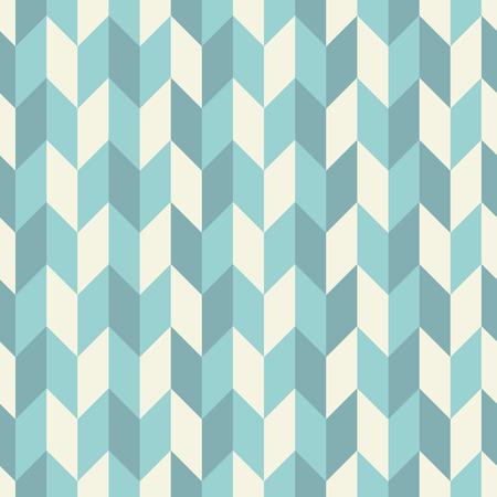 Modelo geométrico inconsútil con zigzags. Herringbone fondo en colores pastel.