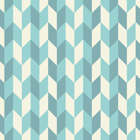 Seamless geometric pattern with zigzags. Herringbone pastel background.