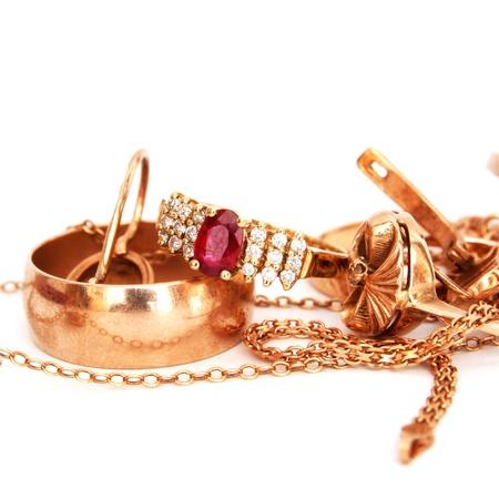 love gold: jewelry