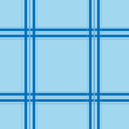 wallace: Blue tartan seamless pattern. Fashion graphic background design. Modern stylish abstract texture. Colorful template for prints, textiles, wrapping, wallpaper, website. VECTOR illustration