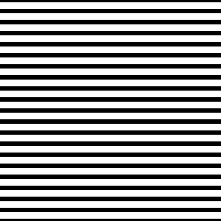 Stripe black seamless pattern. Fashion graphic background design. Modern stylish abstract texture. Monochrome template for prints, textiles, wrapping, wallpaper, website. VECTOR illustration