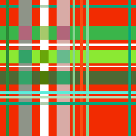 wallace: Tartan red seamless pattern. Fashion graphic background design. Modern stylish abstract texture. Colorful template for prints, textiles, wrapping, wallpaper, website. VECTOR illustration